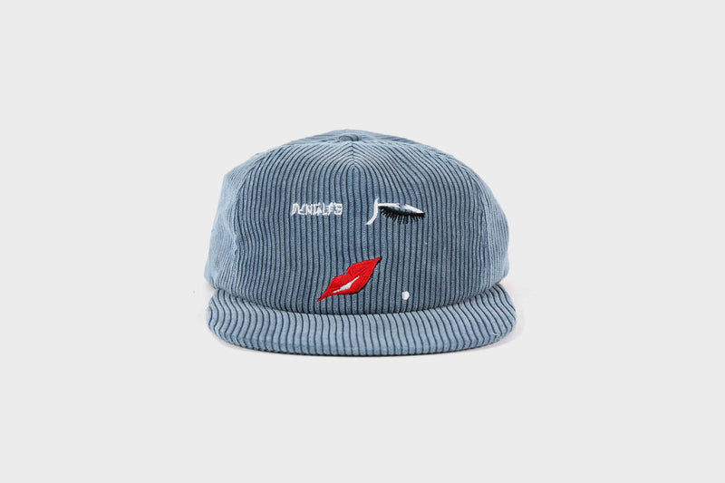 Jungles - Lips Cap (Blue)