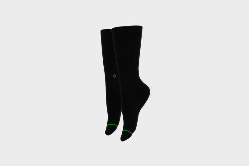 Arkansocks - Plain Jane (Black/Black)