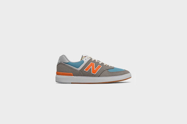 New Balance All Coast AM574PGO (Grey/Orange)
