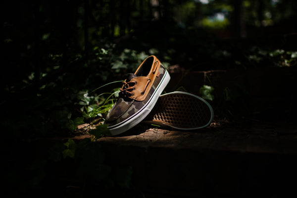 Vans Chauffeur SF (CL Duck Camo/Brown)
