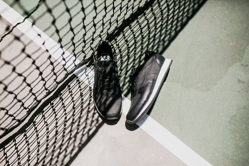Vans Suiting Runner (Black/White)