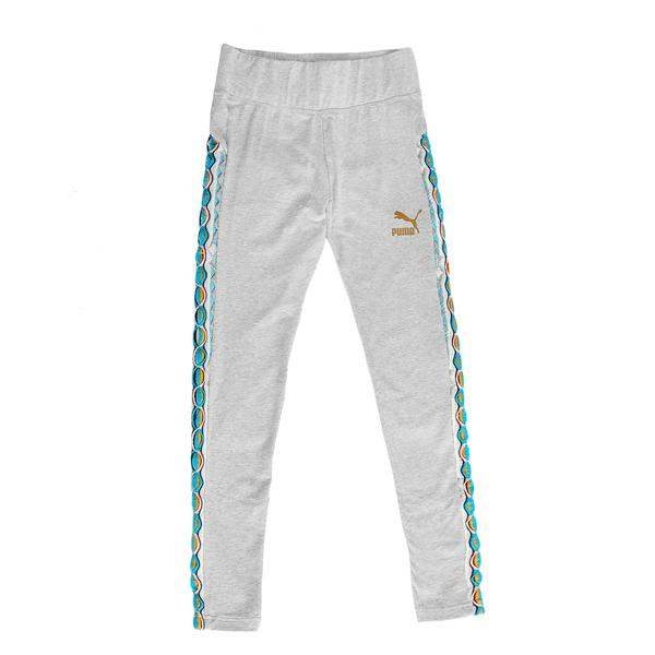WMNS Puma X Coogi - Legging (Light Gray Heather)