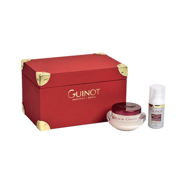 Guinot Rouge Box & Guinot Age Logic Yeux Gift