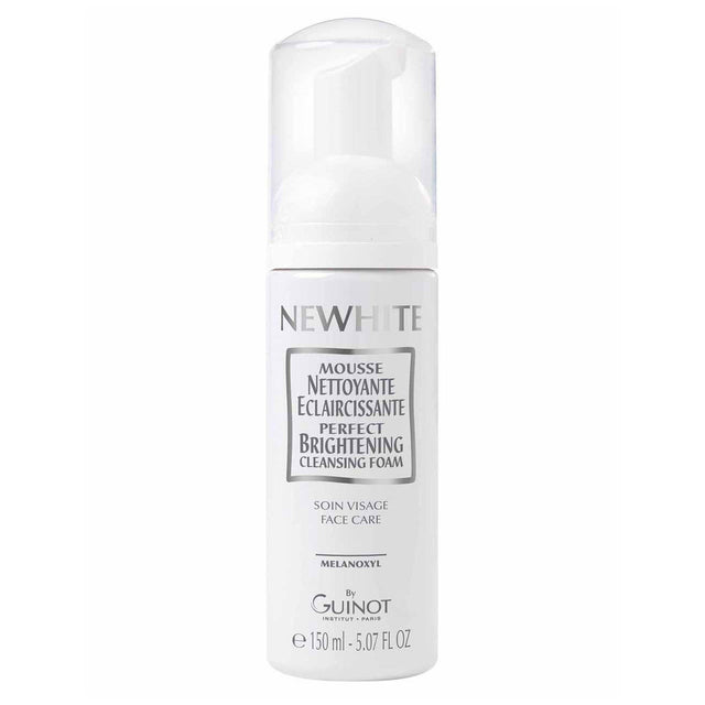 Mousse Nettoyante Eclaircissante / Newhite Brightening Cleansing Foam