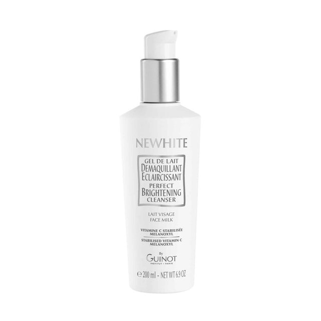Gel De Lait Demaquillant Eclaircissant / Newhite Perfect Brightening Cleansing Milk