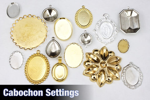 Cabochon Settings