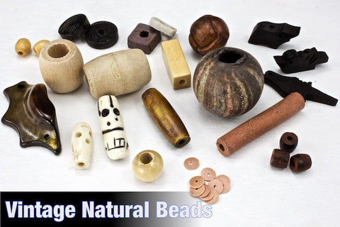 Closeout Natural Beads