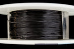 Soft Flex Non Tarnish Black Craft Wire (18g, 20g, 22g, 24g, 26g, 28g)-General Bead