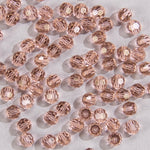 Swarovski 5000 Vintage Rose Faceted Bead