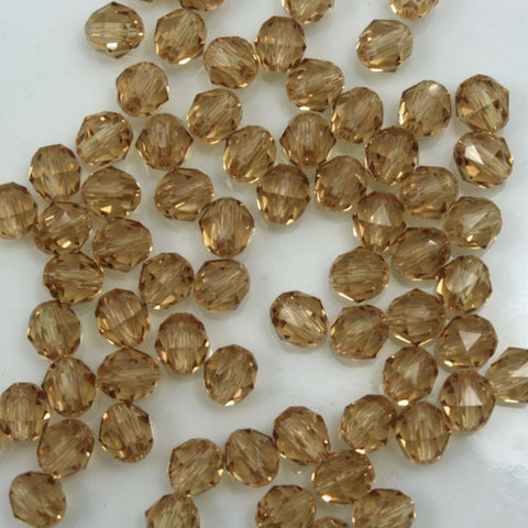 5025 Light Colorado Topaz 4mm-General Bead