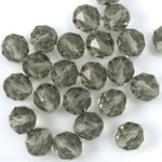 5025 Black Diamond 8mm-General Bead