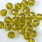 5025 Lime 8mm-General Bead
