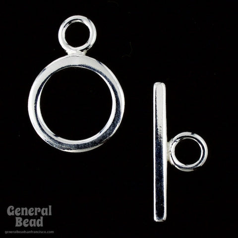15mm Sterling Silver Toggle Clasp