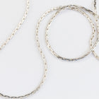 0.65mm Sterling Silver Beading Chain #BSY089-General Bead