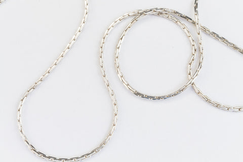 0.65mm Sterling Silver Beading Chain #BSY089