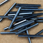 25mm Gunmetal Bugle (10 Gm, 40 Gm, 1/2 Kilo) #CBF014-General Bead