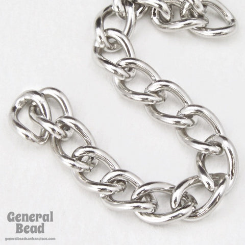 Stainless Steel 5.5mm Curb Chain CCA015-General Bead