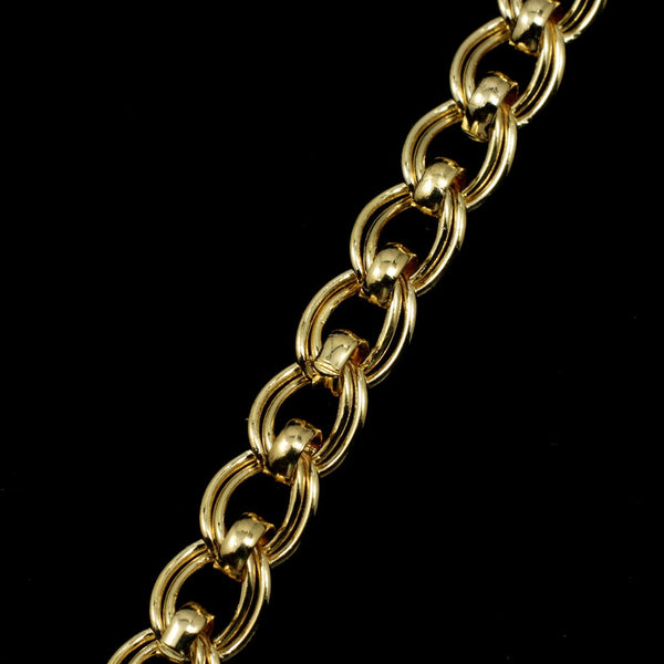 7mm x 6mm Double Oval Chain CC169