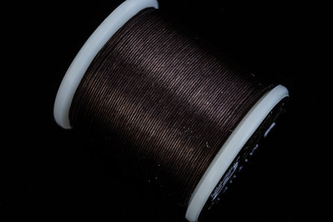 Size B Brown Miyuki Beading Thread #CDA006-General Bead