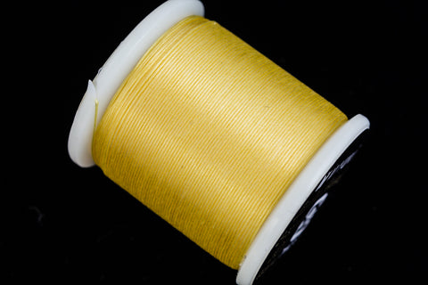 Size B Yellow Miyuki Beading Thread #CDA013-General Bead