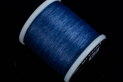 Size B Dark Blue Miyuki Beading Thread #CDA017-General Bead