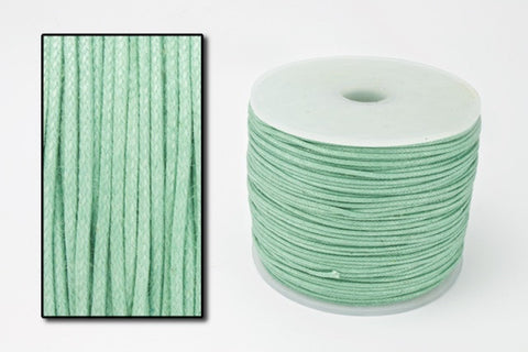 Mint Green .5mm Cotton Cord #CDT002-General Bead