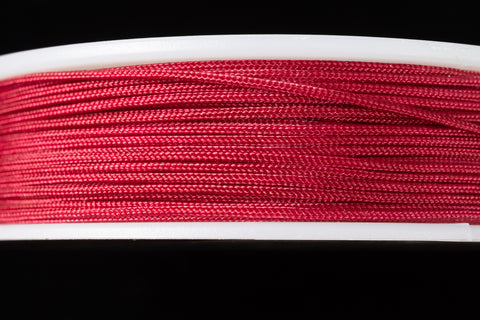 0.8mm Burgundy Knot-it! Chinese Knotting Cord #CDX007-General Bead