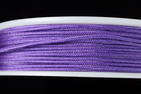 0.8mm Purple Knot-it! Chinese Knotting Cord #CDX012-General Bead