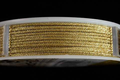 1mm Gold Knot-it! Chinese Knotting Cord #CDX103-General Bead