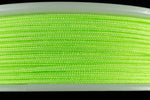 0.8mm Neon Green Knot-it! Chinese Knotting Cord #CDX306