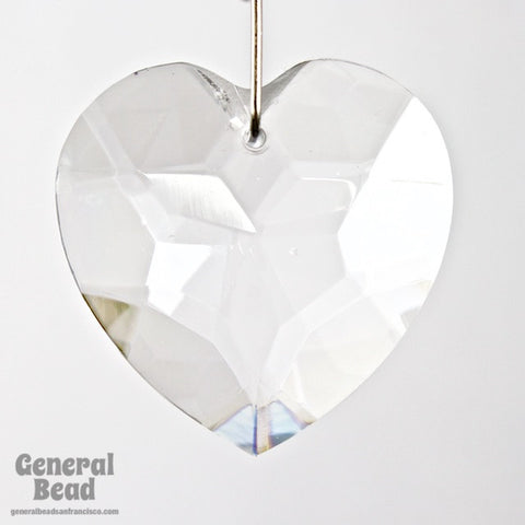 Chandelier Crystal 9072 30mm Heart