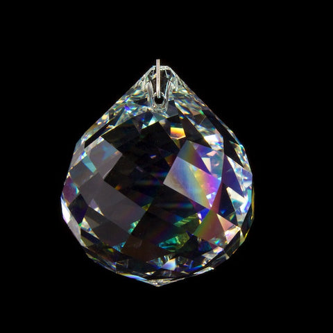 40mm Swarovski 8290-8550 Crystal AB Chandelier Drop-General Bead