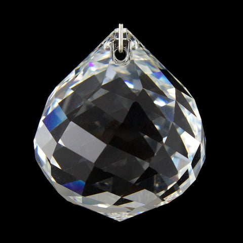20mm Swarovski 8290-8550 Crystal AB Chandelier Drop-General Bead