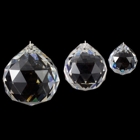 30mm Swarovski 8550 Crystal Chandelier Drop-General Bead