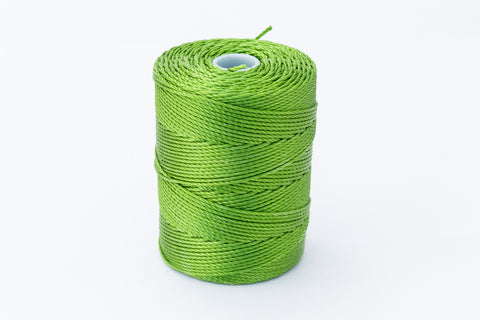Moss C-Lon 0.5mm Bonded Nylon Bead Cord-General Bead