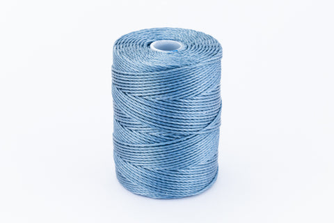 Steel C-Lon 0.5mm Bonded Nylon Bead Cord-General Bead