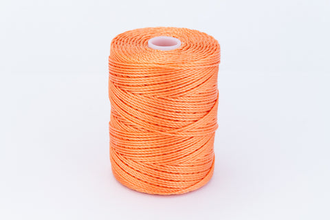 Tangerine C-Lon 0.9mm Bonded Nylon Heavy Bead Cord-General Bead