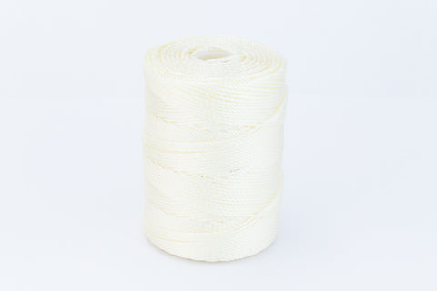 Vanilla C-Lon 0.9mm Bonded Nylon Heavy Bead Cord-General Bead