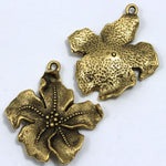 32mm Star Center Flower Pendant-General Bead