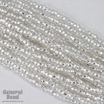 11/0 Silver Lined Crystal Czech Seed Bead (10 Gm, Hank, 1/2 Kilo) #CSG147-General Bead
