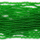 13/0 Transparent Grass Green Seed Bead-General Bead