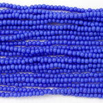 13/0 Opaque Periwinkle Seed Bead-General Bead