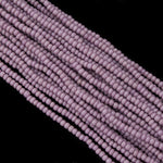 14/0 Opaque Mauve Czech Seed Bead-General Bead