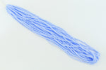 13/0 Baby Blue Charlotte Cut Seed Bead (Hank) #CSS054-General Bead