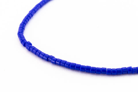 DBV726- 11/0 Opaque Cobalt Delica Beads-General Bead