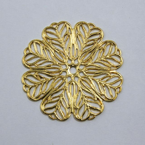 Filigree #12 Gold