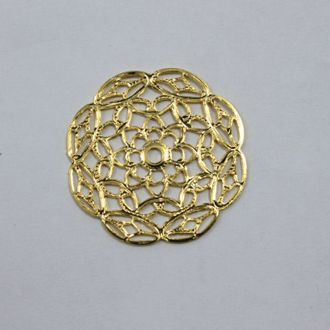Filigree #21 Gold