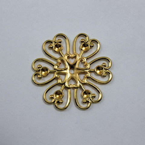 Filigree #33 Gold