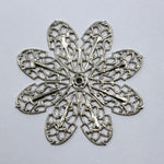 Filigree #8 Silver-General Bead