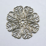 Filigree #12 Silver-General Bead